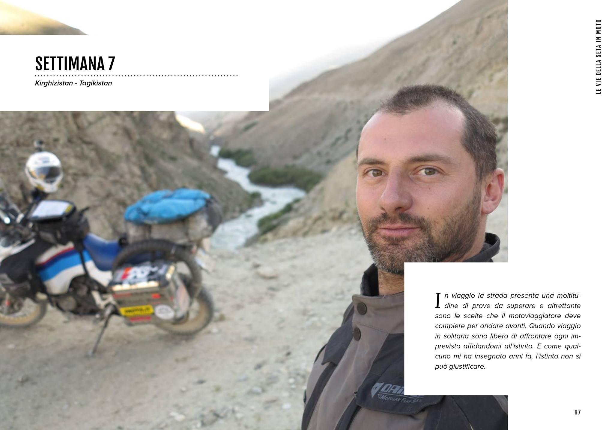 2017: Tour dei guadi d'Islanda in moto