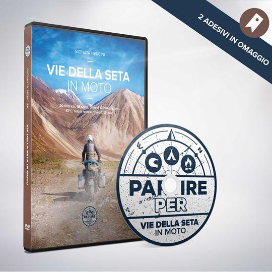 DVD: Vie della Seta in moto
