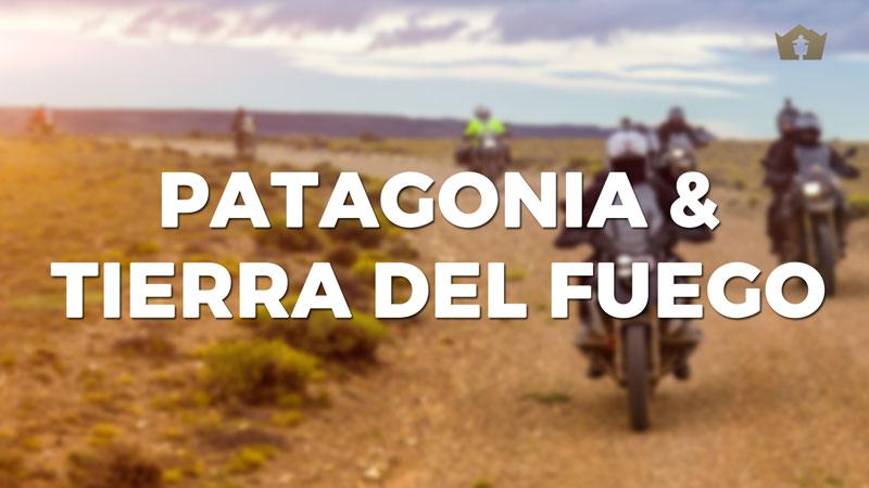 Moto Tour Patagonia e Terra del Fuoco, da Novembre a Marzo